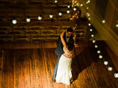 First Dance at Badger Farms